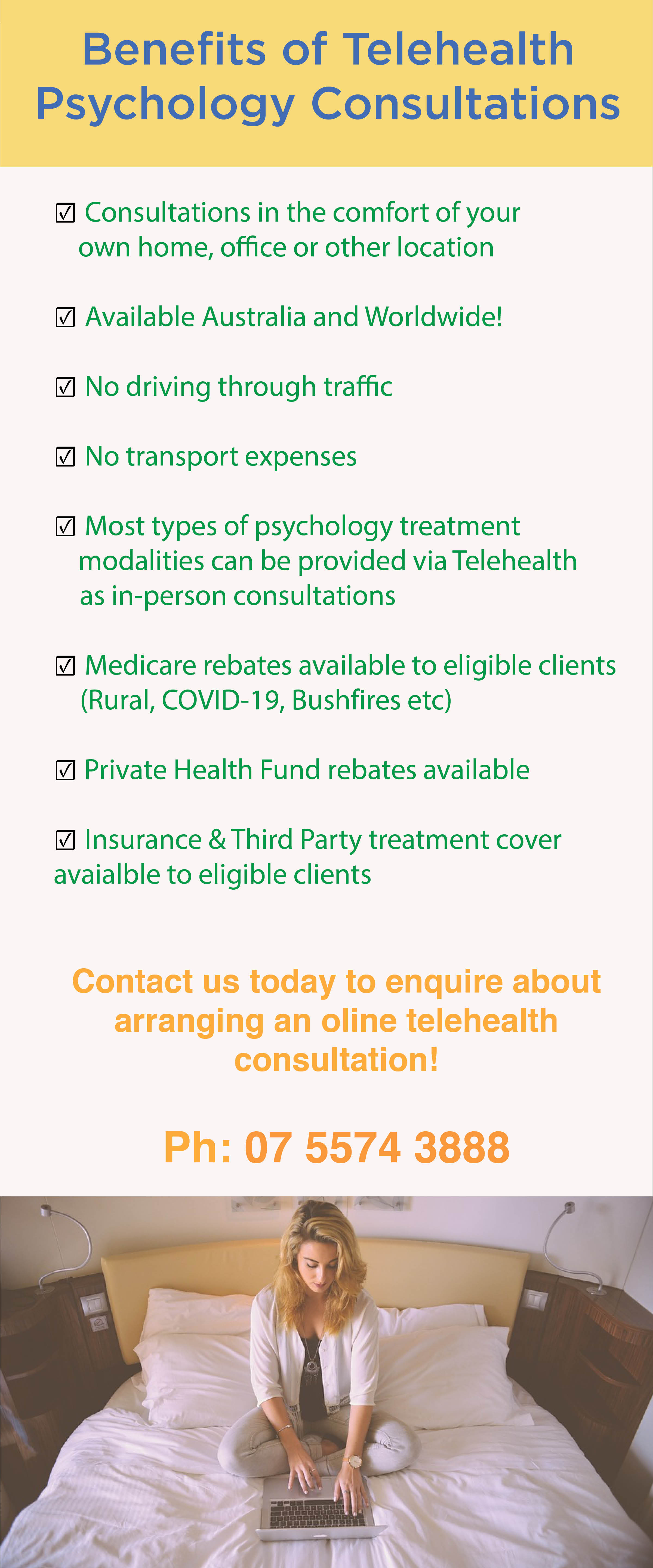 telehealth psychology COVID-19